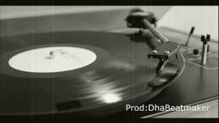 Base De Rap  Old school rap beat - THE PAST