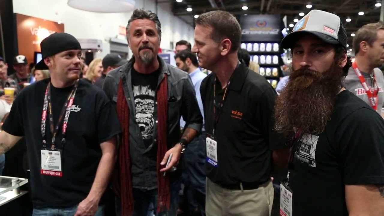 SEMA Gets Fast And Loud With Gas Monkey Garage