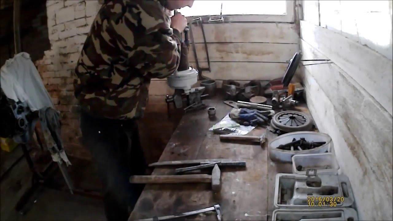 Ремонт вакуумного усилителя тормозов ваз 2103