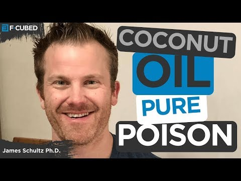 "Coconut Oil Health Risks (Is Coconut Oil ""Pure Poison""?)"