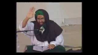 Best Islamic Speech in Urdu - Karamat e Ghous e Azam - Maulana Ilyas Qadri