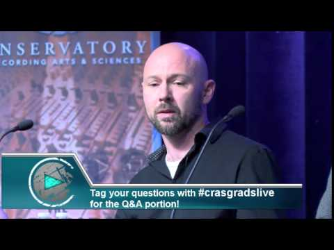 CRAS Grad Panel Live Broadcast - January 2015 | Conservatory of Recording Arts And Sciences