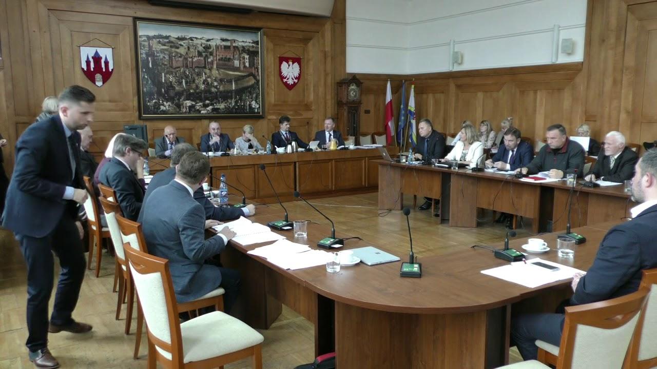 XXXVI sesja Rady Miasta Malborka CZ.II – 26.10.2017