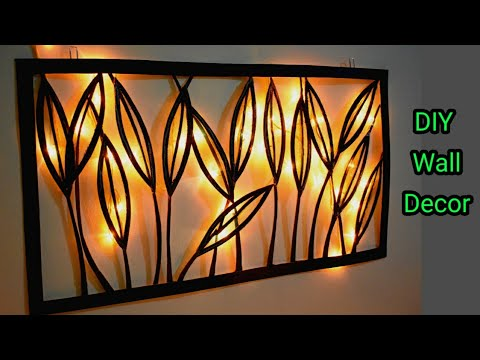 DIY Wall Hanging Craft Ideas | diy Unique Wall Hanging | DIY Wall Decor | Room Decor | artmypassion