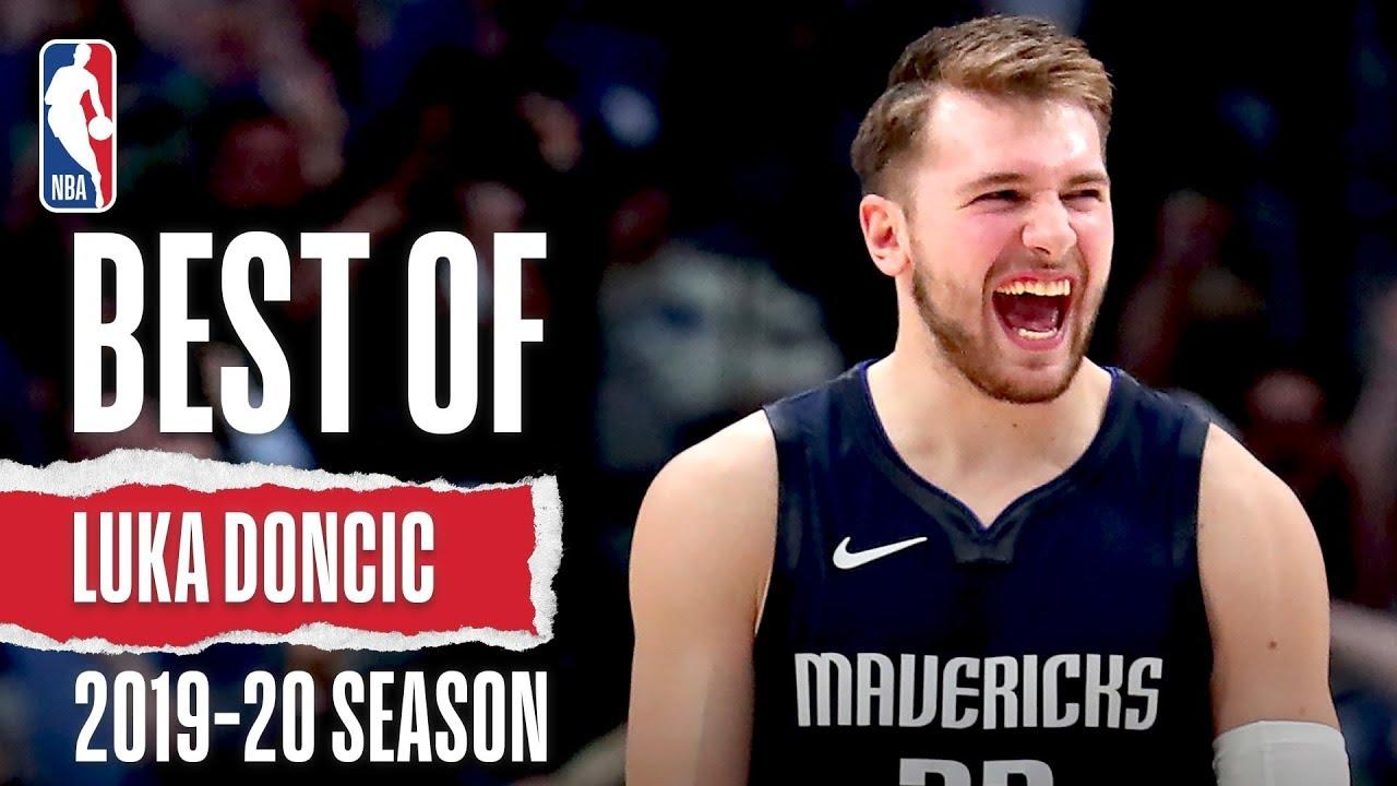 Best Of Luka Doncic | 2019-20 NBA Season