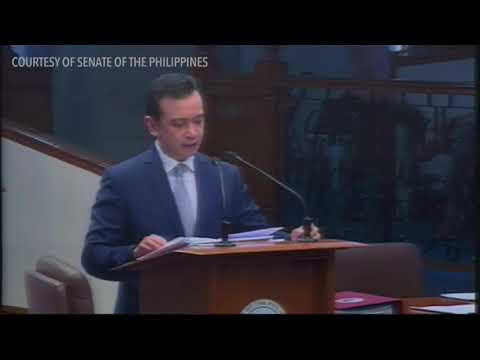 Trillanes on owning 'offshore' accounts, Duterte's source of 'fake news'