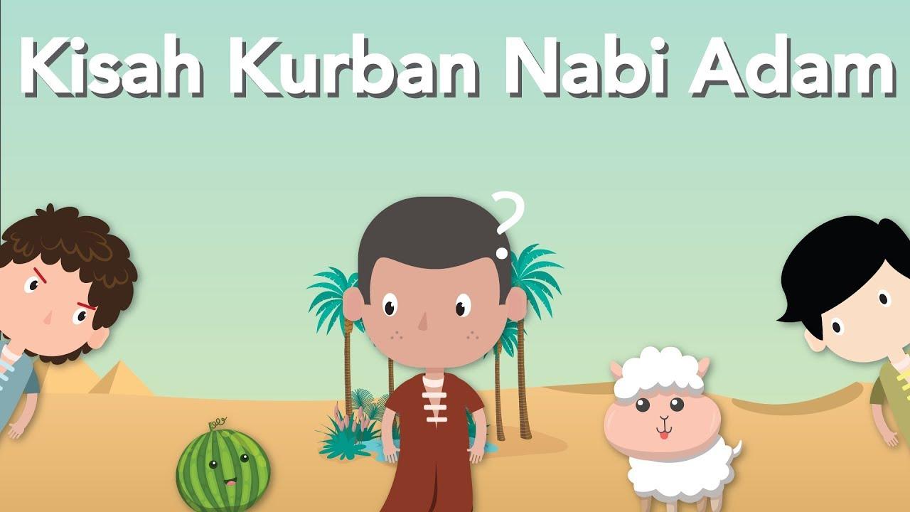 Gambar Kartun Idul Adha Nusagates