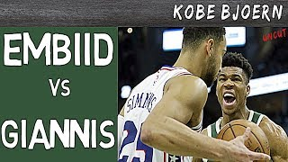 Giannis vs Embiid!! Battle of the Giants - NBA Playoff Vorgeschmack - KobeBjoern uncut