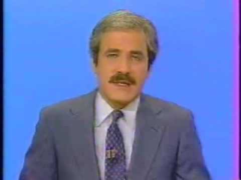 Death of Channel 6's Jim O'Brien - 9/25/83 6 PM Report