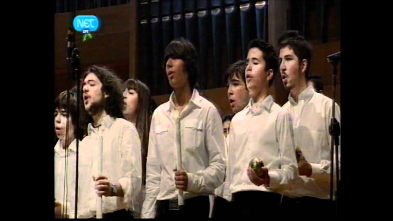 John Rutter - Angel's Carol - Children's Choir Rosarte ...