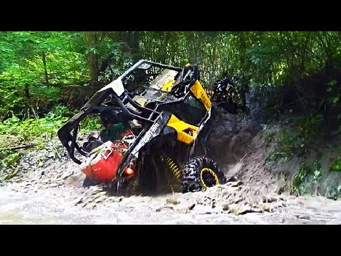 Polaris Vs Can Am Showdown Rzr Xp Maverick Rzr4