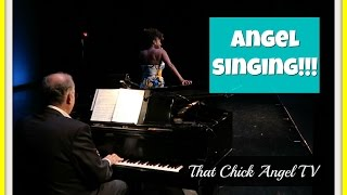 ANGEL SINGING | One Mom
