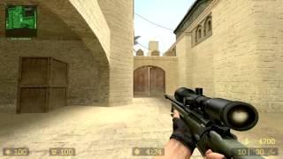 [CS:S] Обучение игре на миксах. de_dust 2
