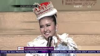 Kevin Lilliana, Putri Indonesia yang Memenangkan Miss International 2017