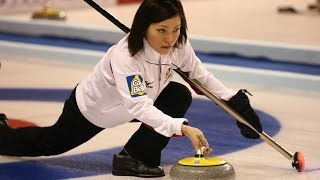 CURLING: CHN-JPN Pacific-Asia Curling Chps 2014 - Women thumbnail