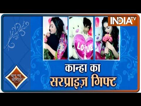Watch TV's Radha-Krishna's Teddy Day Celebration With SBAS Team