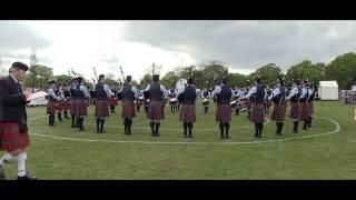 Field Marshal Montgomery takes the 2012 Scottish Championships