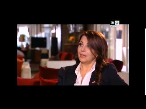 mawazine 2015 majda el roumi interview touchant