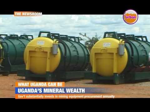 UGANDA'S MINERAL WEALTH