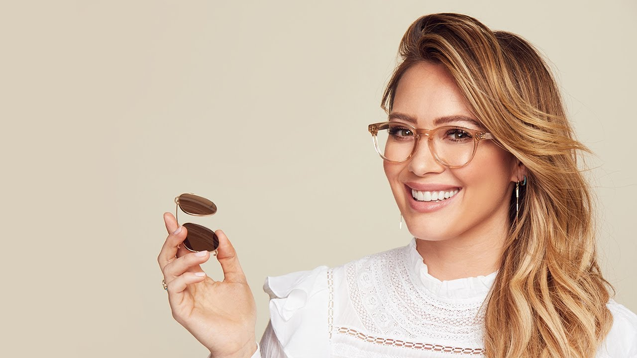 Muse x Hilary Duff Eyewear Collection | GlassesUSA.com ... Hilary Duff Eyeglasses