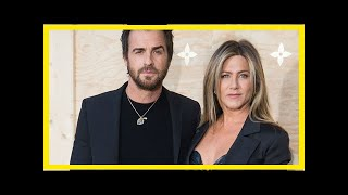 Jennifer Aniston And Justin Theroux Were Living Separate Lives Since Last August
