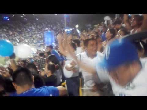 Momentos antes del tercer gol de Nicaragua vs haiti