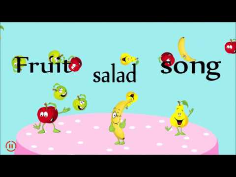 Fruit salad song | Popular Nursery Rhymes for Kids | BeeBo World