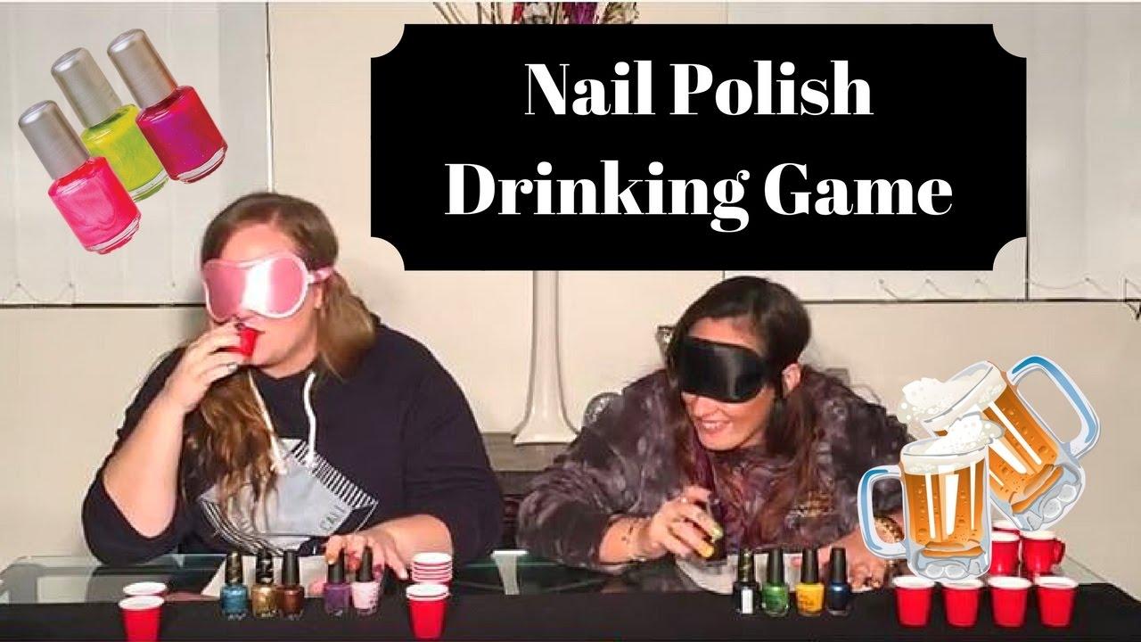 nail polish drinking challenge