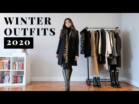 WINTER OUTFITS 2020 | Samantha Guerrero