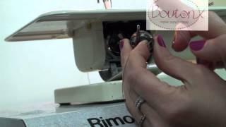 איך להשחיל חוט במכונת תפירה ביתית ותעשייתי/ How to thread a sewing machine