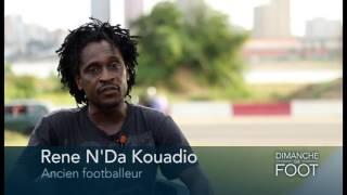 Entrevue avec René N'Da KOUADIO ancien footballeur #DDF du 16 avril 2017