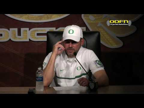 POST GAME:  Mark Helfrich Discusses Loss to Colorado