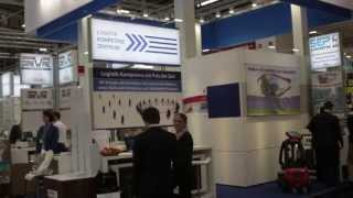 lkz messe transport logistic 2013