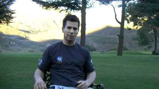 Oliver Mellor - Off Road Experience Video Blog Day3 - Get On Africa