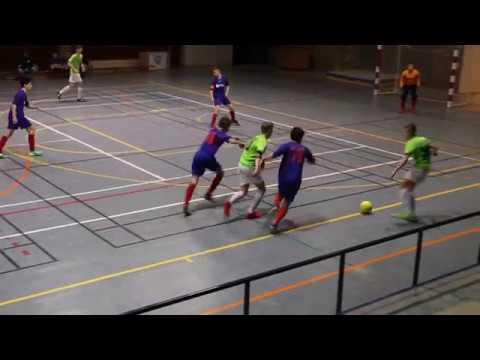 CADETS - MF Union Arlon - MF Etalle B (6-4) - Le match en intégralité