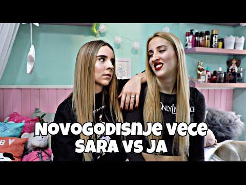 Novogodisnje Vece | Sara vs Ja