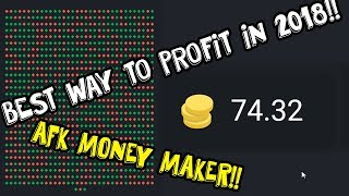 BEST WAY TO MAKE PROFIT IN CSGO APRIL 2018!!! - LOW RISK!!