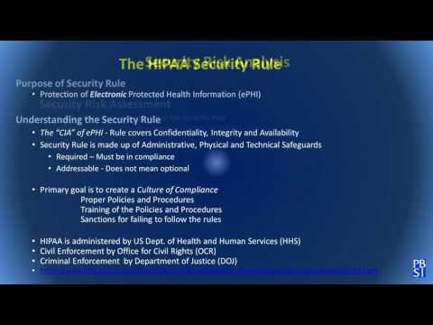 Tools To Assist With HIPAA Risk Assessment