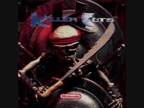 Killer Instinct - Killer Cuts Soundtrack: Rumble