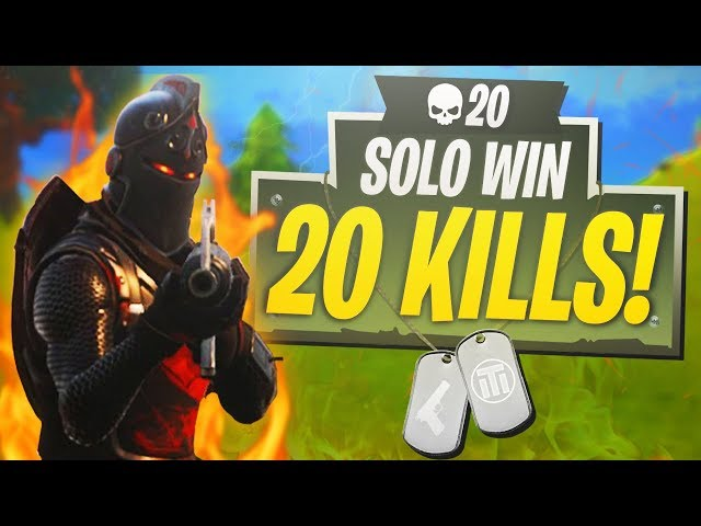 22 42 - fortnite gameplay no commentary solo win