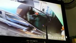 Hato Pintado. Conductora perdió el control de su vehículo y atropelló a joven.