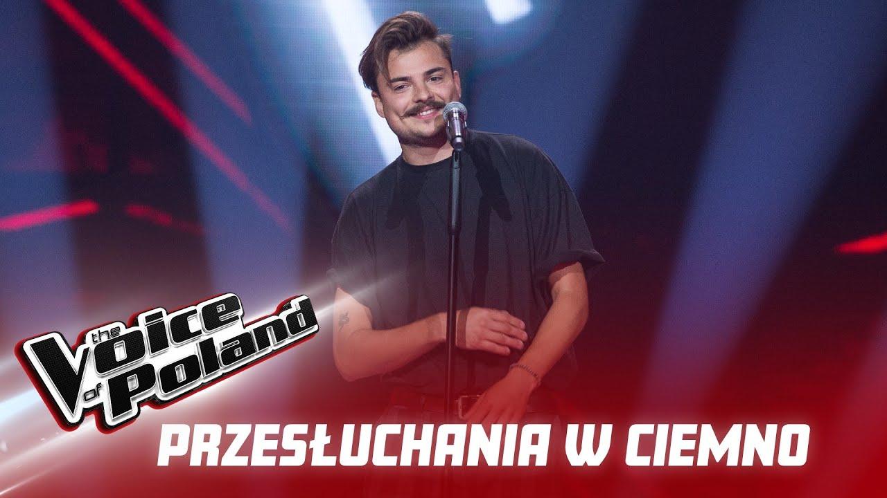 """Download Wiktor Dyduła - """"Falling"""" - Przesłuchania w ciemno - The Voice of Poland 12"""