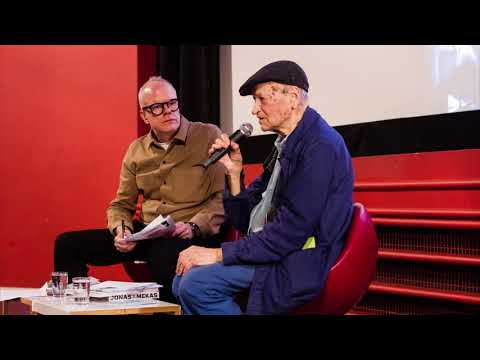 Serpentine Cinema: Jonas Mekas - Conversations With Film-Makers