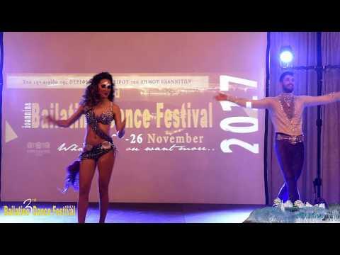 3rd Bailatino Dance Festival 2017 Ioannina - Elektra & Thodoris