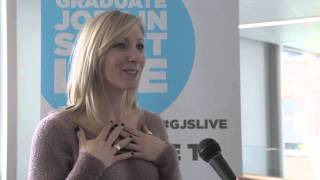 Vicky Gomersall tells us all about her career in sports media and journalism