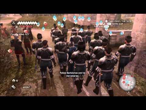 Assassin's Creed Brotherhood: Trojan Horse (Full Synch)