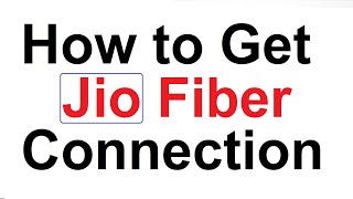 How to Get Jio Fiber Connection at Home, Office, Jio Fiber Plan | Jio GigaFiber ConnectionHindi
