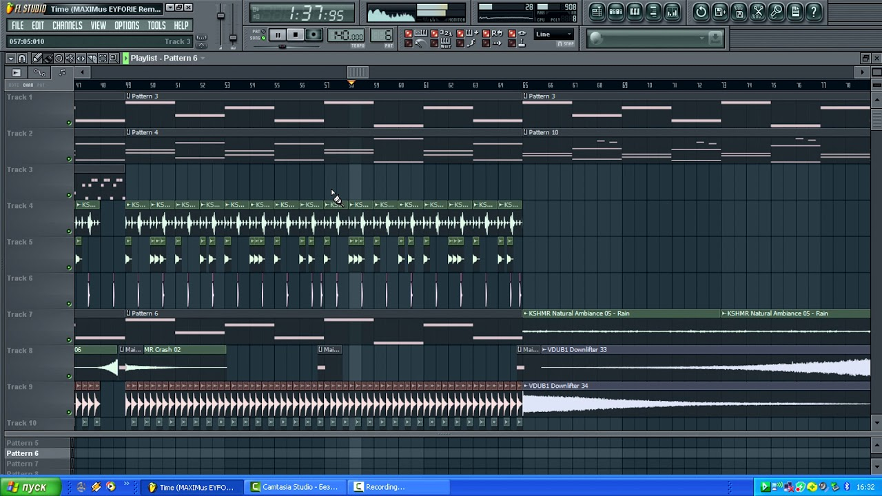 Hans Zimmer - Time (MAXIMus EYFORIE Remix) [Lounge] - YouTube