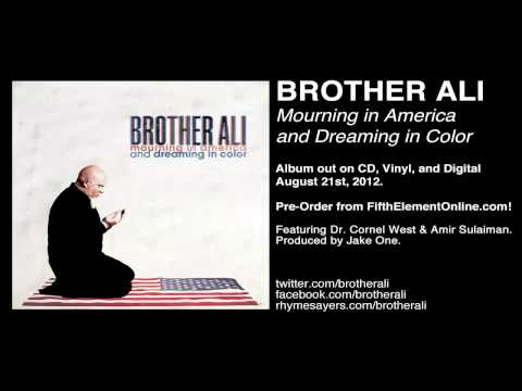 Brother Ali - Stop The Press