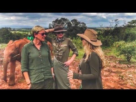 Inside Ellen Degeneres LifeChanging Trip  Rwanda 2018